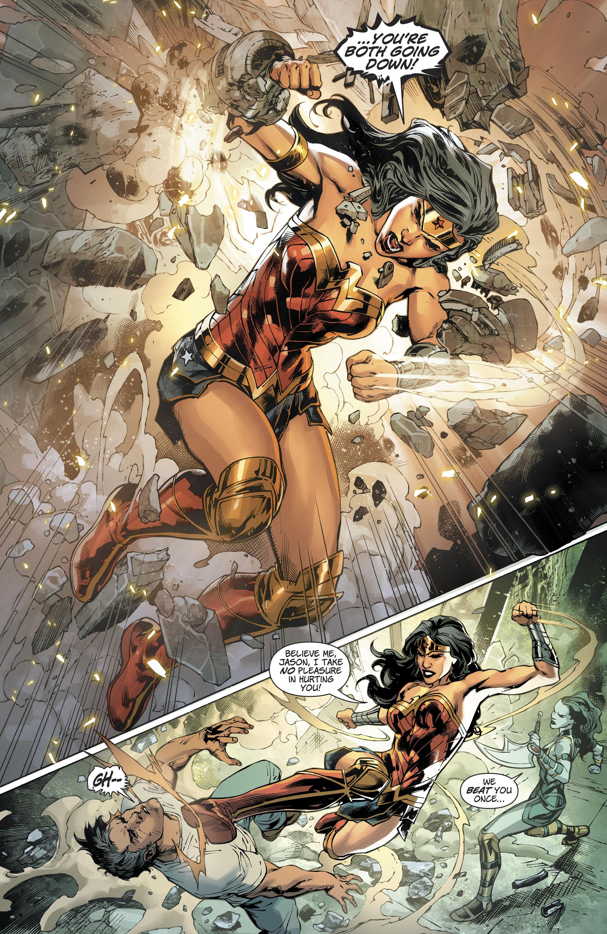 Wonder Woman 2016 036 008