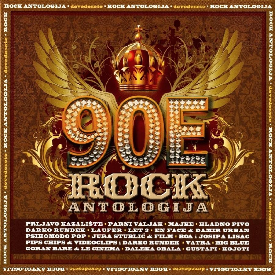 Rock antologija prednja