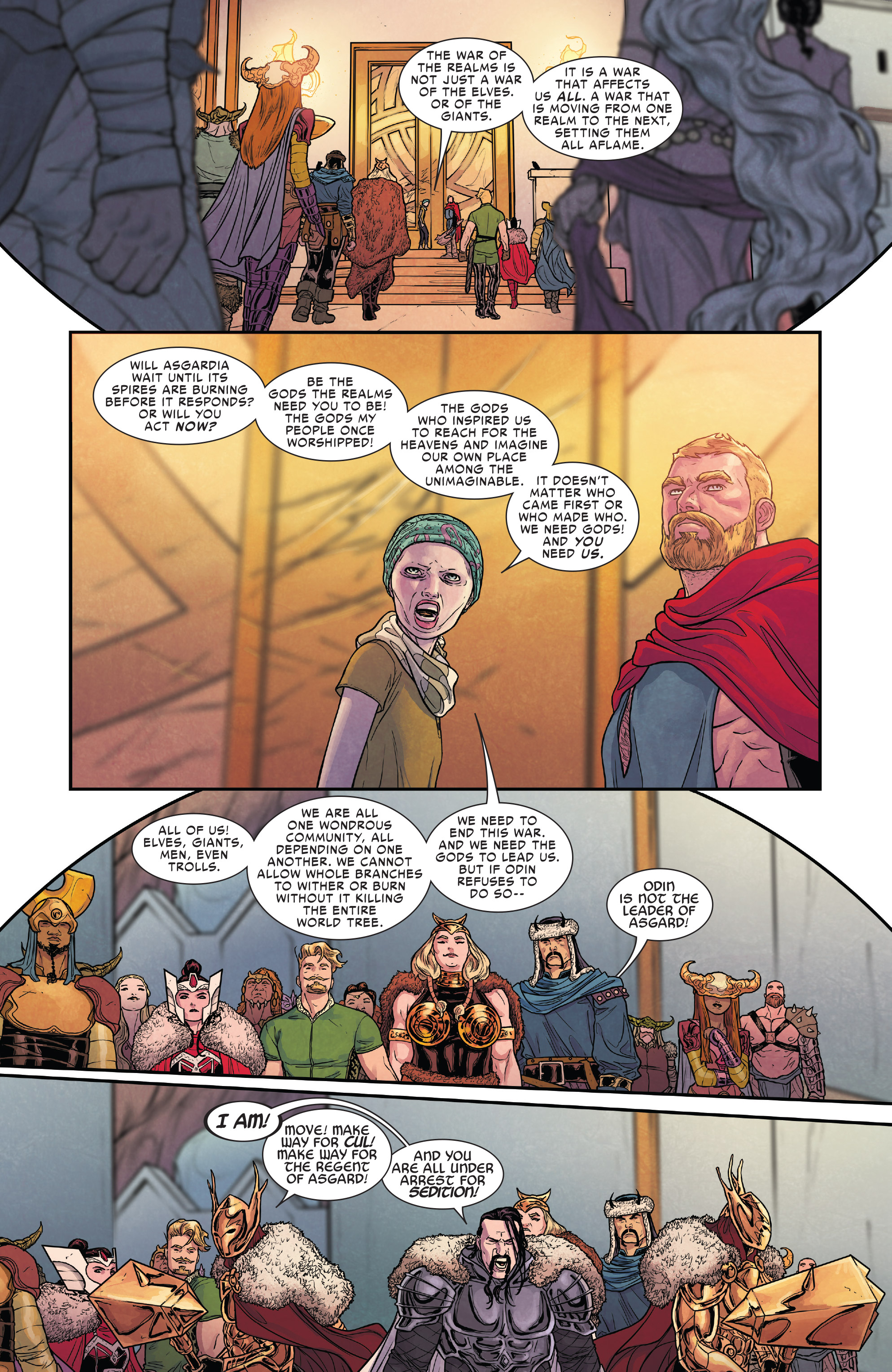 The Mighty Thor 2015 702 014