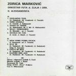 Zorica Markovic - Diskografija  36839374_Kaseta_Zadnja