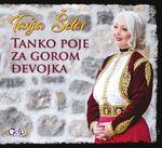 Tanja Seter 2018 - Tanko poje za gorom djevojka DUPLI CD 40802470_Omot_1