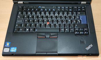 [VENDIDO] Portátiles Lenovo Thinkpad T420. i5 + 8 GB RAM