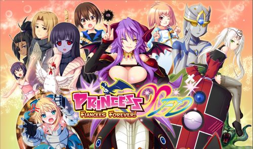 [190705][Poison@Berry/JAST USA] Princess X FD: Fiancees Forever! (English)
