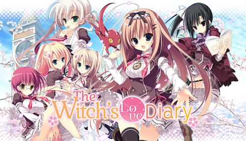 (同人ゲーム)[190726][Denpasoft & Sekai Project] The Witch's Love Diary (English)