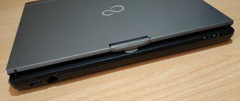 2 en 1. Portátil - Tablet Fujitsu Lifebook T725. 12 GB RAM + SSD