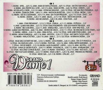 Grand Dame 1 2019 - Jana, Indira, Stoja CD 1 49164813_Grand_Dame_1_2019-b