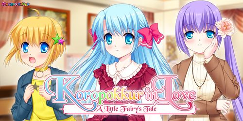 [180927][MangaGamer] Koropokkur in Love ~A Little Fairy's Tale~ (English) (All ages)